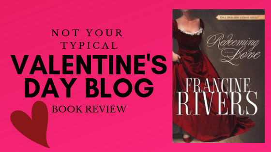 Not your Typical Valentine's Day Blog: Book Review