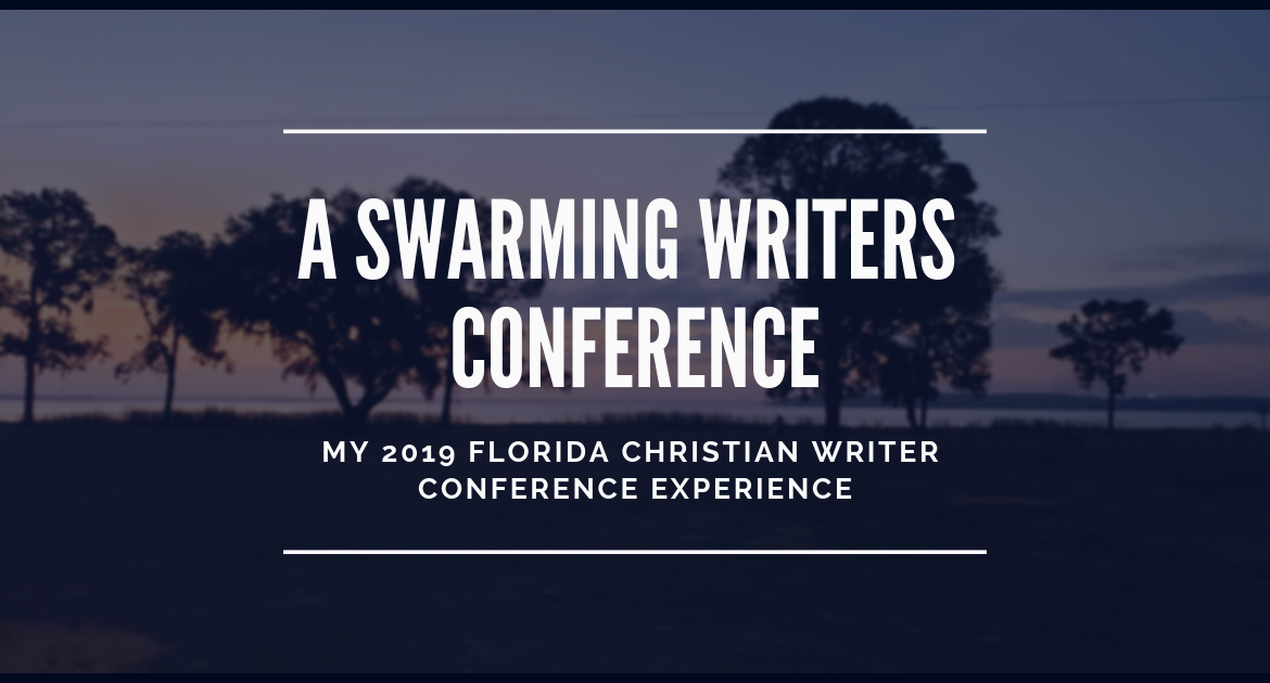 A Swarming Writers Conference – The Paige Project