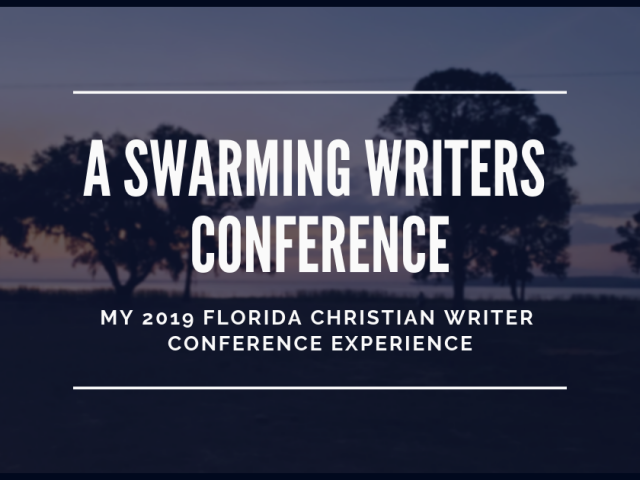 A Swarming Writers Conference